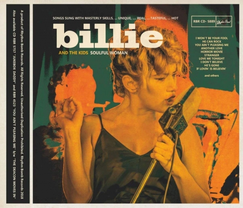 Billie And The Kids - Soulful Woman Lim.ed