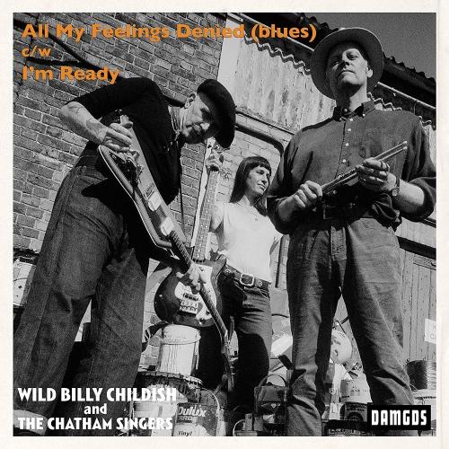 Billy Childish -All My Feelings Denied