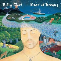 Billy Joel - River Of Dreams Translucent Gold Audiophile Limited Anniversary Edition
