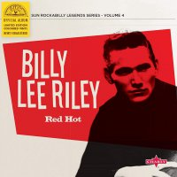 Billy Lee Riley - Red Hot