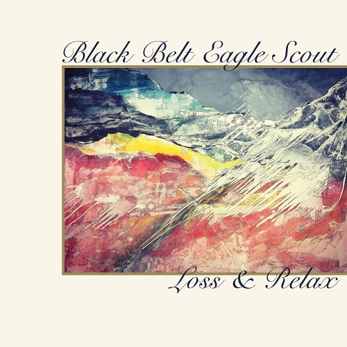 Black Belt Eagle Scout - Loss & Relax B/w Half Colored Hair
