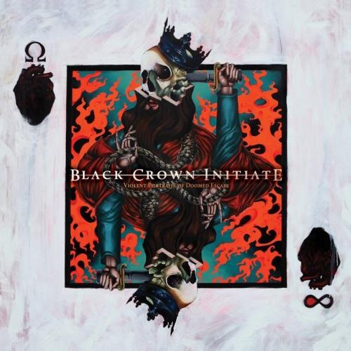 Black Crown Initiate -Violent Portraits Of Doomed Escape