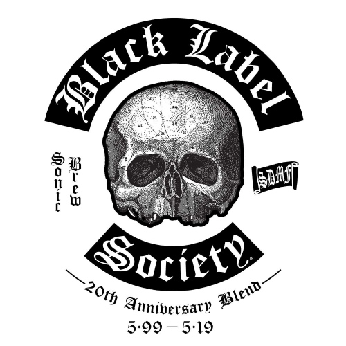 Black Label Society - Sonic Brew 20Th Anniversary Blend 5.99 - 5.19