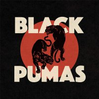 Black Pumas - Black Pumas Cršme W/ Red + Black Splatter
