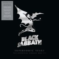Black Sabbath - Supersonic Years: The Seventies Singles 10X Singles