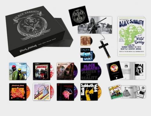 Black Sabbath - Ten Year War 1