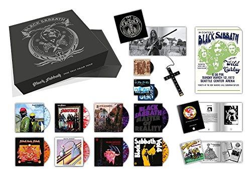 Black Sabbath - Ten Year War