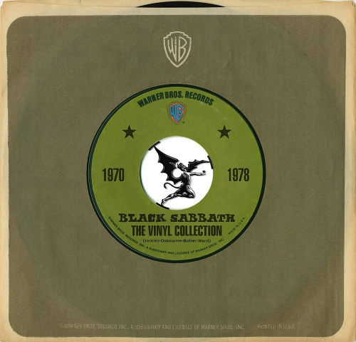Black Sabbath - The Black Sabbath Collection 1970-1978