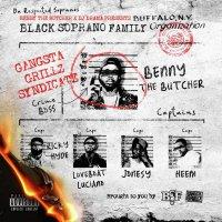 Black Soprano Family  /  Benny The Butcher -Benny The Butcher & Dj Drama Present: The Respected Sopranos