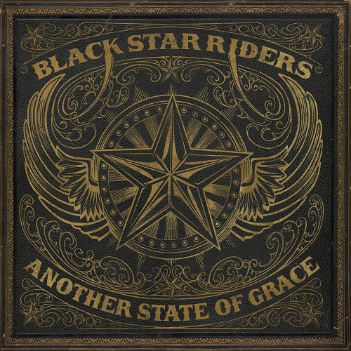 Black Star Riders - Another State Of Grace Gold/black In