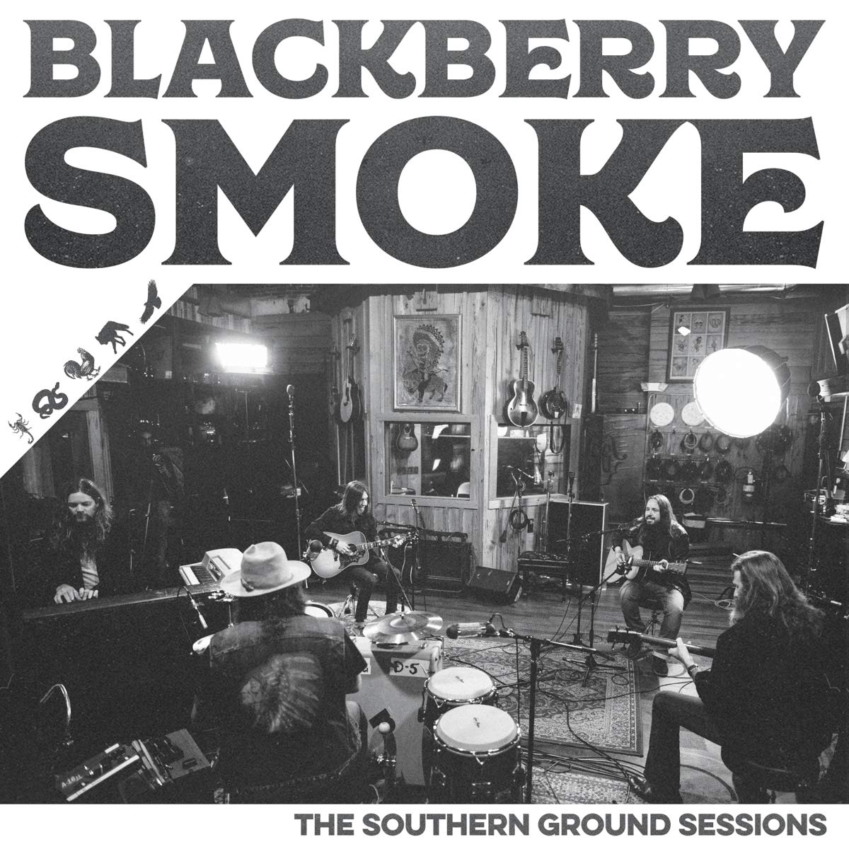 Blackberry Smoke Southern Ground Sessions Upcoming