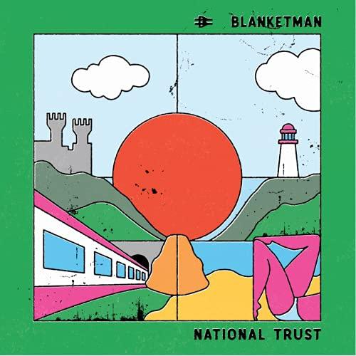 Blanketman -National Trust