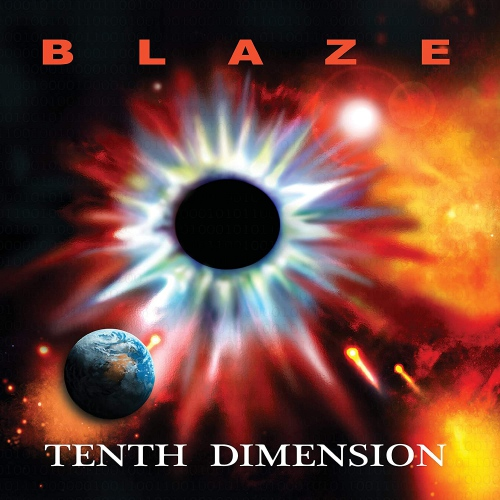 Blaze Bayley -Tenth Dimension