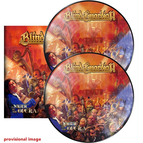 Blind Guardian - Night At The Opera Picture In