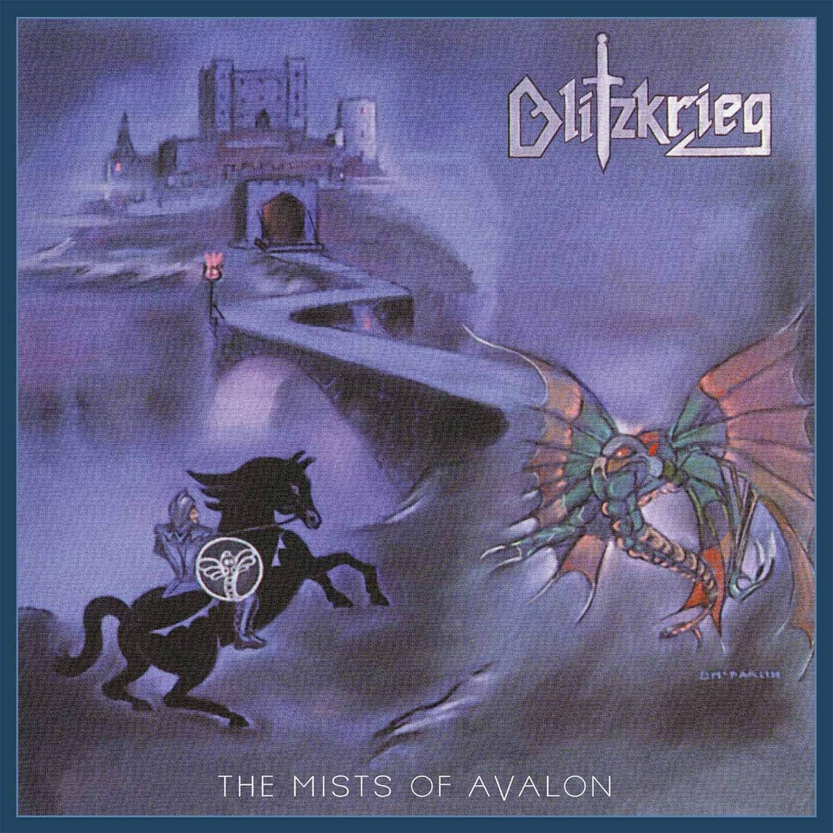 Blitzkrieg - Mists Of Avalon