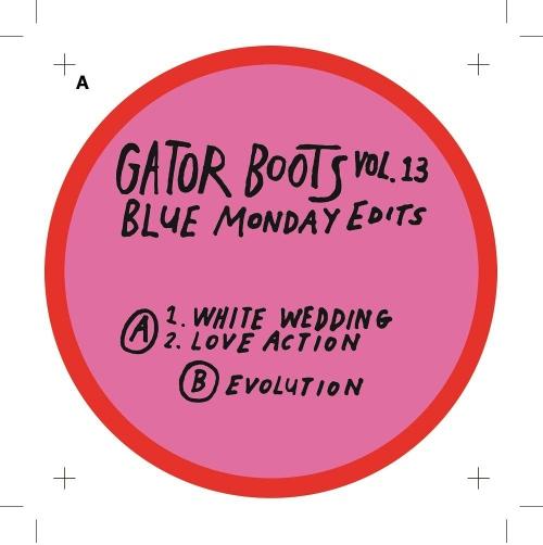 Blue Mondays - Gator Boots Vol. 13