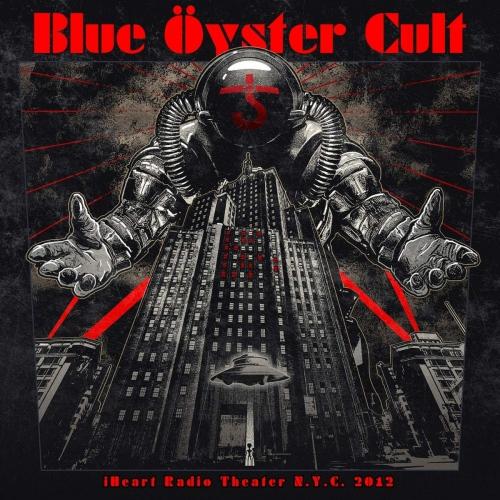Blue Öyster Cult - Iheart Radio Theater N.y.c. 2012