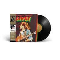 Bob Marley  &  The Wailers -Live!