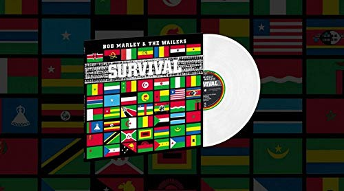 Bob Marley & The Wailers - Survival (Clear Vinyl Pressing) (40Th Anniversary Edition)