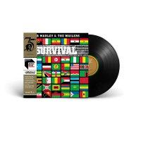 Bob Marley  &  The Wailers -Survival
