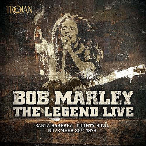 Bob Marley & The Wailers - The Legend Live In Santa Barbara
