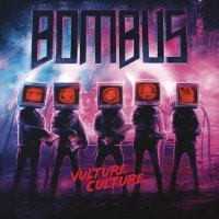 Bombus - Vulture Culture Black