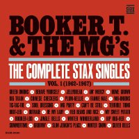 Booker T.  &  The Mg's - The Complete Stax Singles Vol. 1