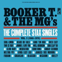 Booker T.  &  The Mg's - The Complete Stax Singles Vol. 2