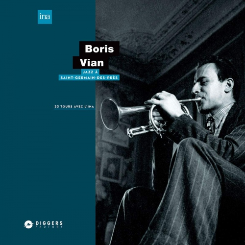 Boris Vian - Jazz A Saint-Germain-Des-Pres