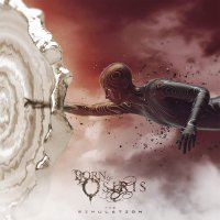 Born Of Osiris -The Simulation Solid White