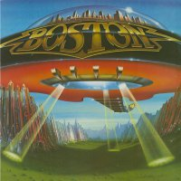 Boston - Don't Look Back Translucent Blue And Black Swirl Audiophile Limited Anniversary Edition