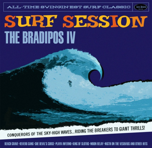 Bradipos Iv Surf Session Upcoming Vinyl April 10 2020