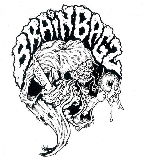 Brain Bagz -Split