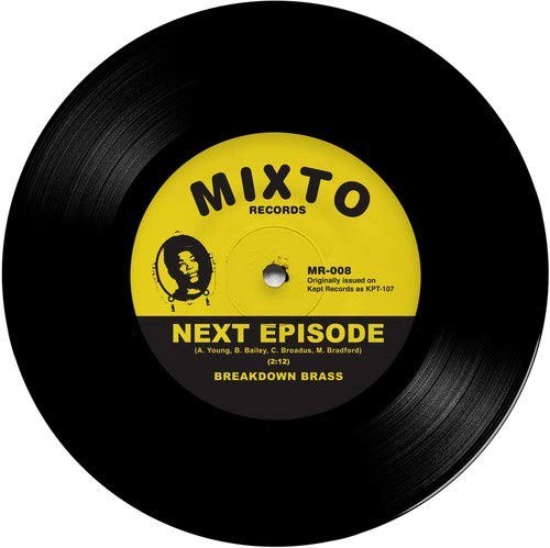 Breakdown Brass -Next Episode / Monmouth