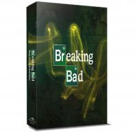 Breaking Bad Ost (5 X 10 Inch/crystal Blue Vinyl/poster/badge/limited/numbered) - Breaking Bad Music From The Original Tv Series