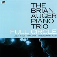 Brian Auger Piano Trio - Full Circle - Live At Bogie's