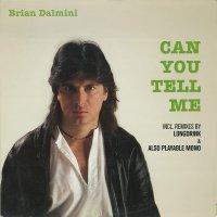 Brian Dalmini - Can You Tell Me