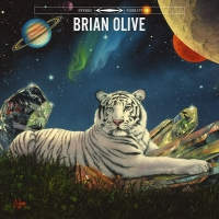 Brian Olive - Living On Top