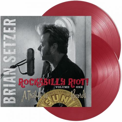 Brian Setzer - Rockabilly Riot! Volume One: A Tribute To Sun Records
