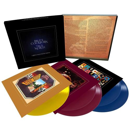 Bruce Cockburn - True North - 50Th Anniversary Box Set