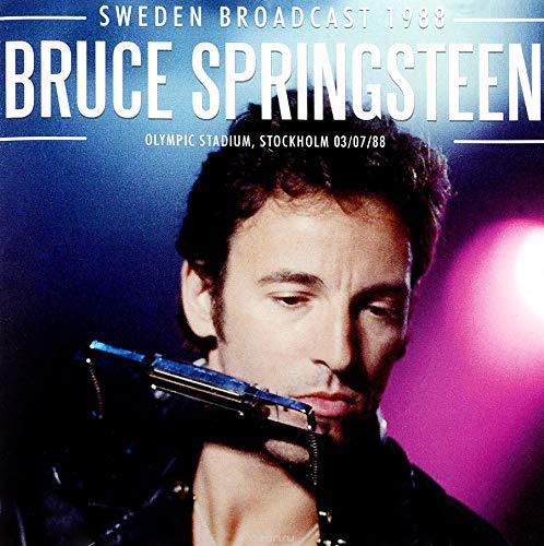 Bruce Springsteen - Sweden Broadcast 1988