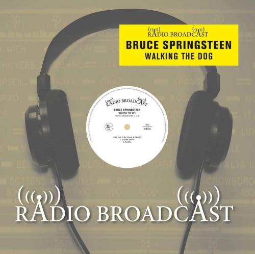 Bruce Springsteen - Walking The Dog Georgetown University 1974