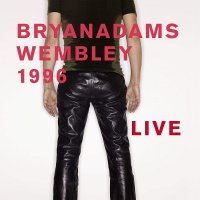 Bryan Adams - Wembley 1996 Live Ltd.white
