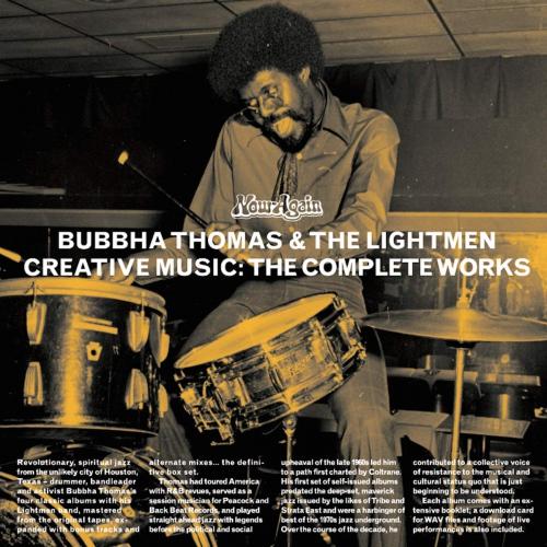 Bubbha & The Lightmen Thomas - Creative Music: Complete Works