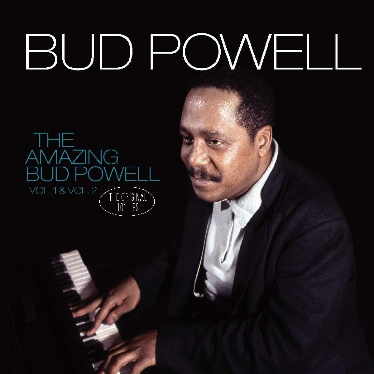 Bud Powell - Amazing Bud Powell Vol 1 & 2