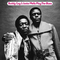 Buddy Guy -Play The Blues Featuring Eric Clapton (180g translucent blue vinyl)