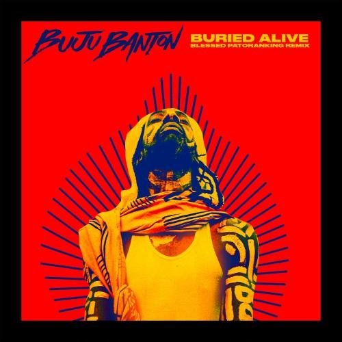 Buju Banton -Buried Alive / Blessed