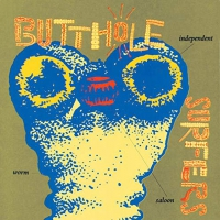 Butthole Surfers - Independent Worm Saloon Translucent X