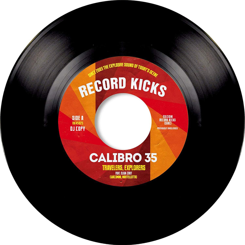 Calibro 35 - Travelers Explorers / Stingray