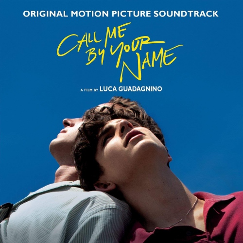 Call Me By Your Name  /  O.S.T. - Call Me Byyour Name